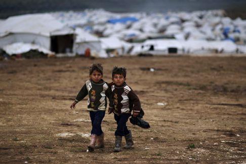 APTOPIX Mideast Syria   XMM102